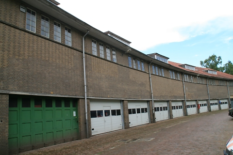 Gebouw 55 garages