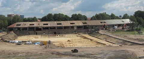 Gebouw 55 juli 2012