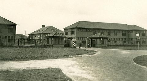 KW III kazerne 1939
