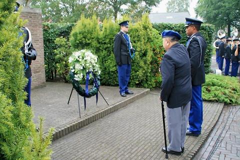 Veteranendag KMar 2010